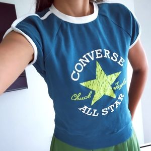 Like new Converse vintage tee fits small